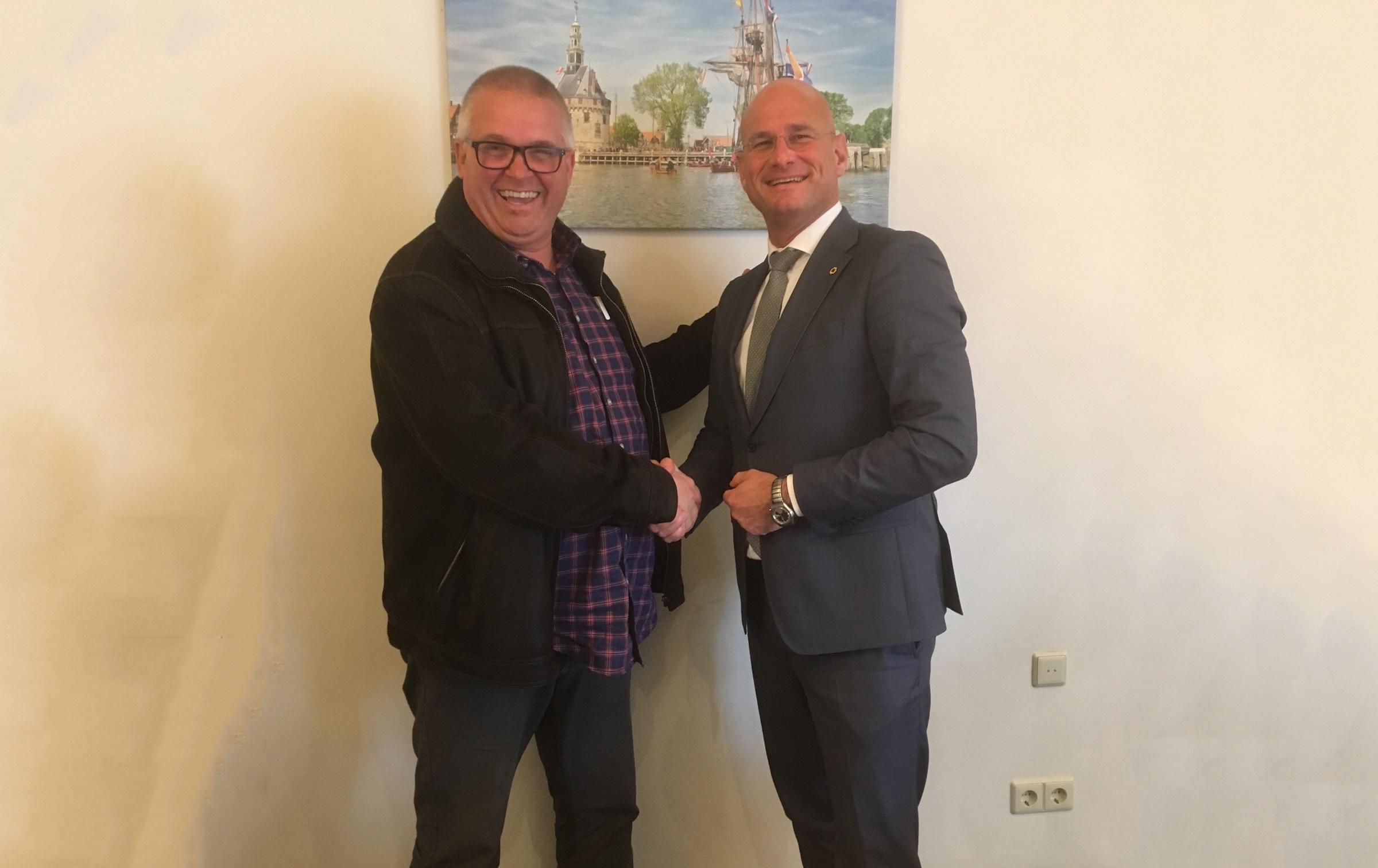 Nieuw bestuur voor Koninklijke Horeca Nederland afdeling Hoorn