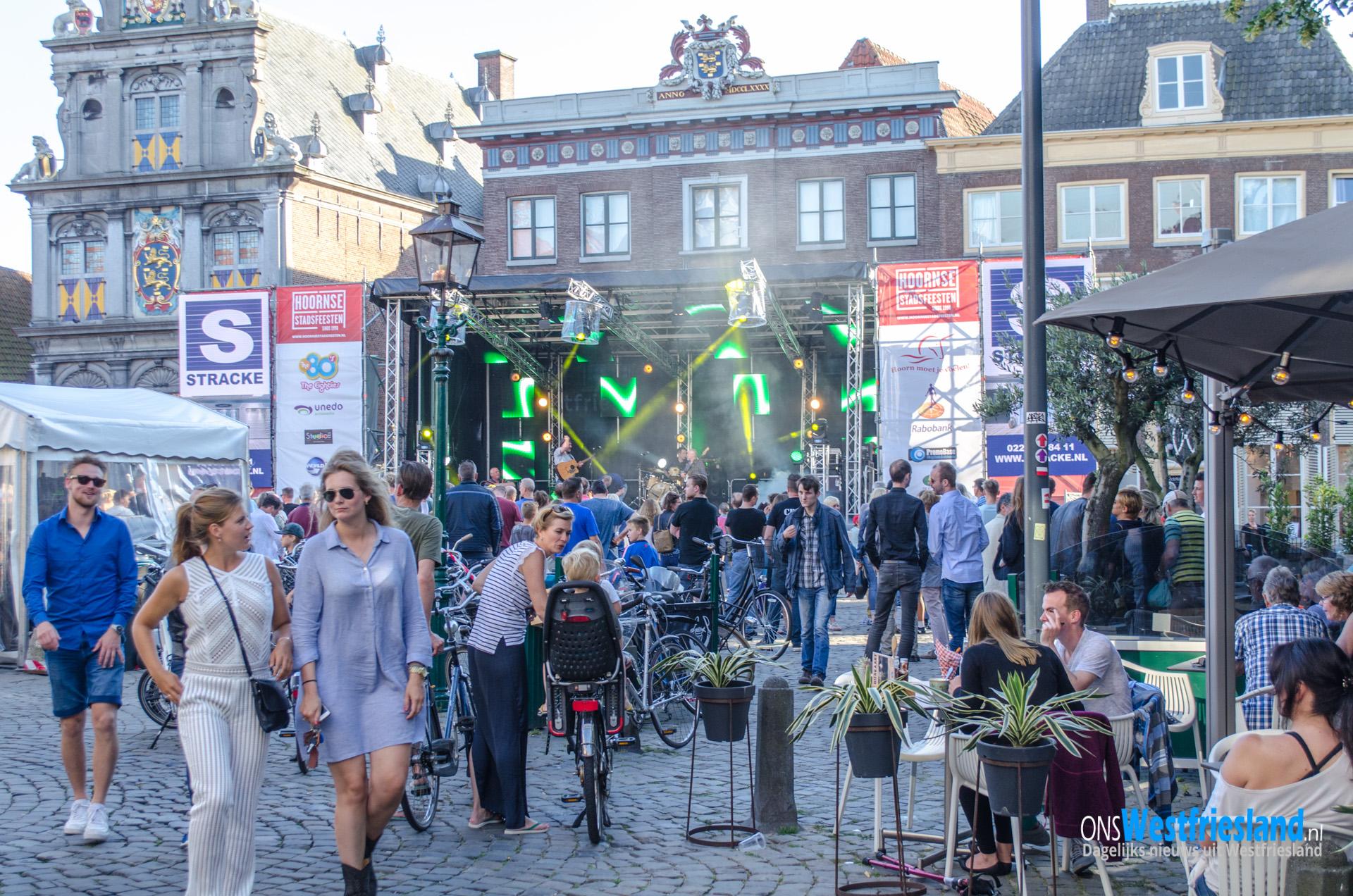 Terugblik Hoornse Stadsfeesten 2017; Foto's, video, muziek en Award