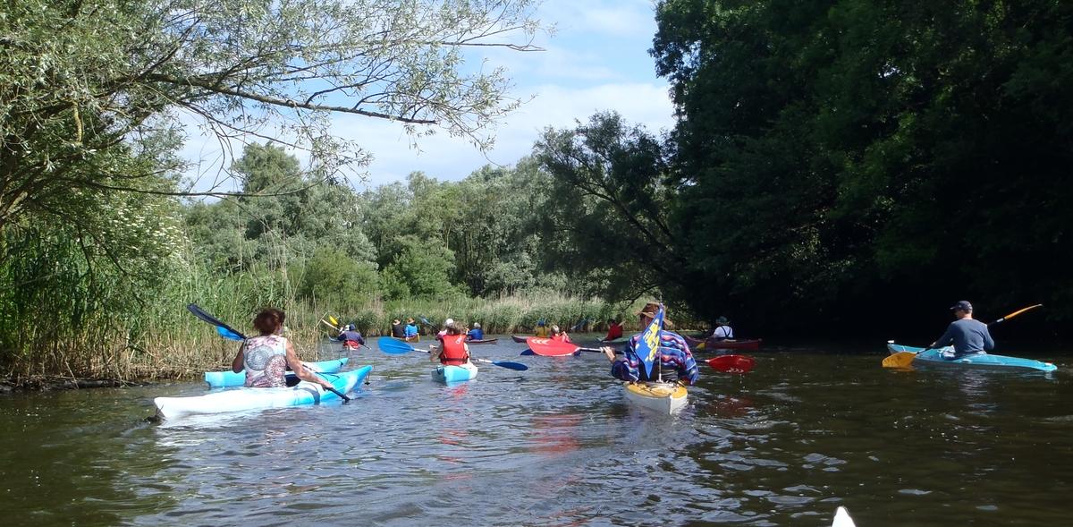 Kennismaken met kano en kajak voor de jeugd