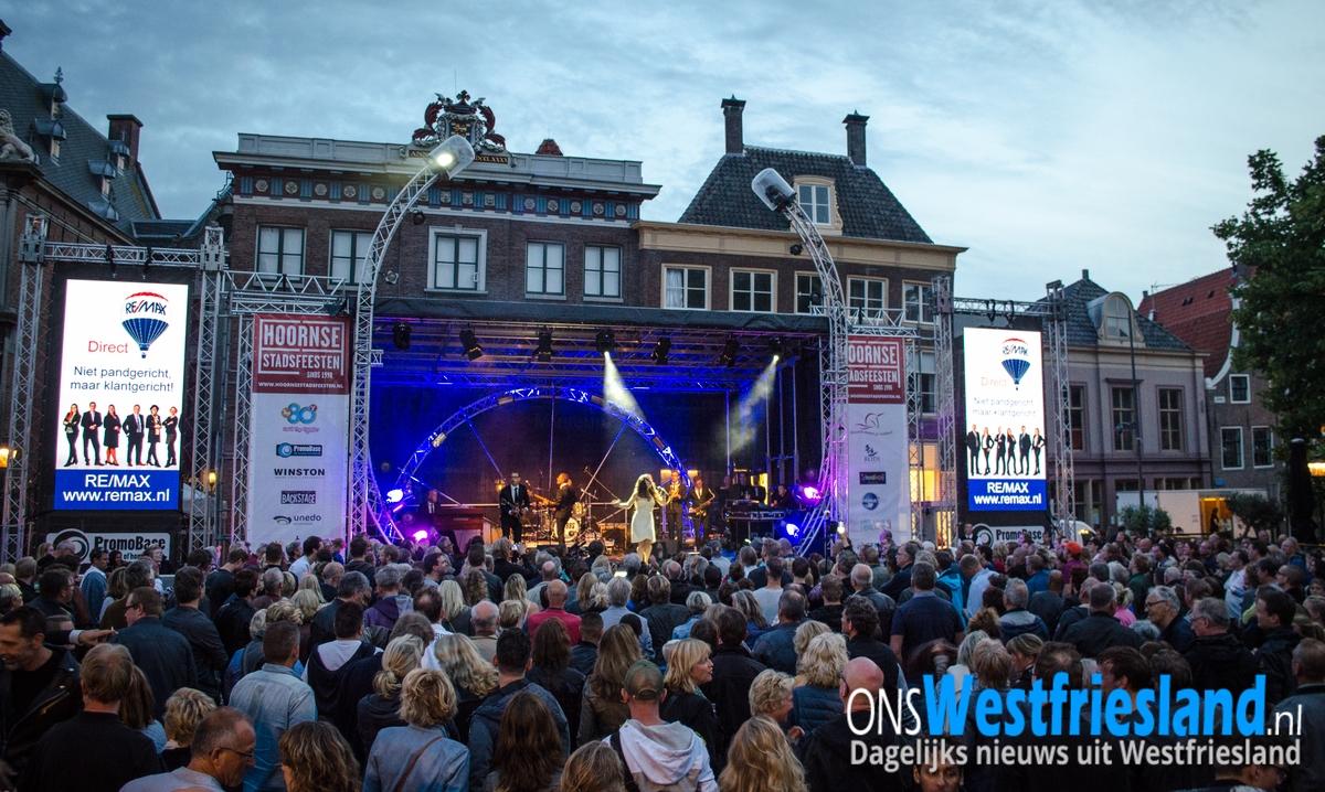 Grote muziek diversiteit tijdens Hoornse Stadsfeesten 2017