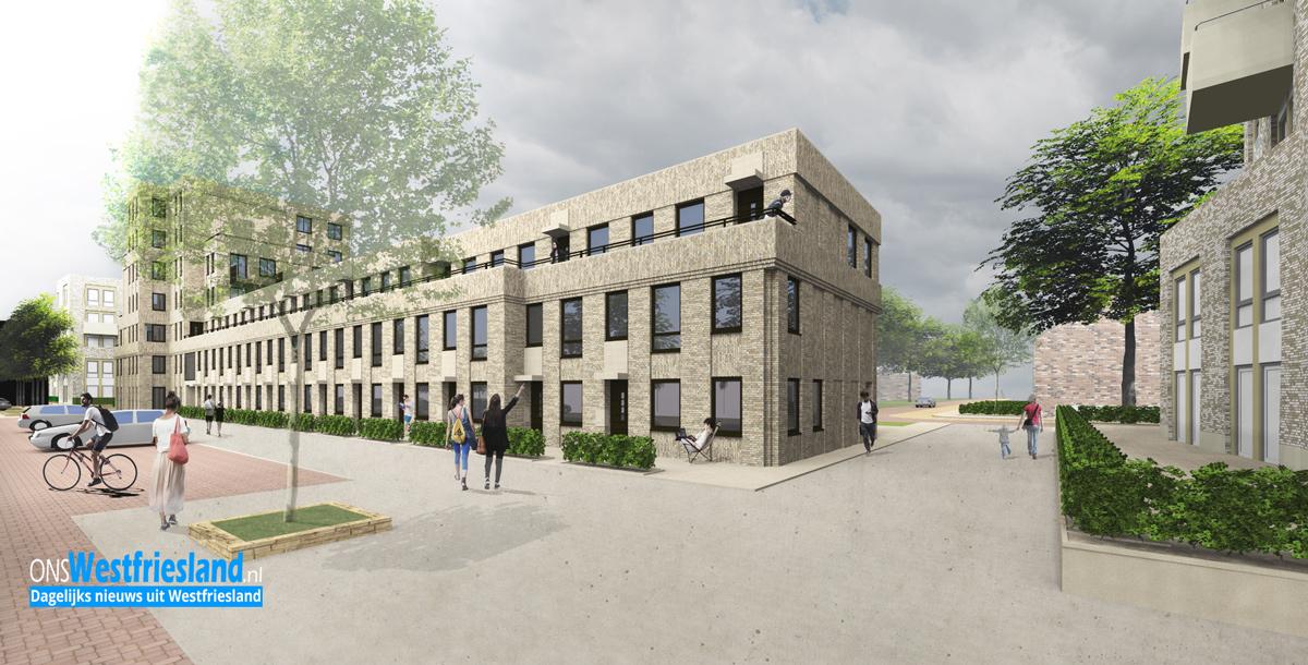 Nieuw aangezicht voor woningen Siriusstraat en omgeving