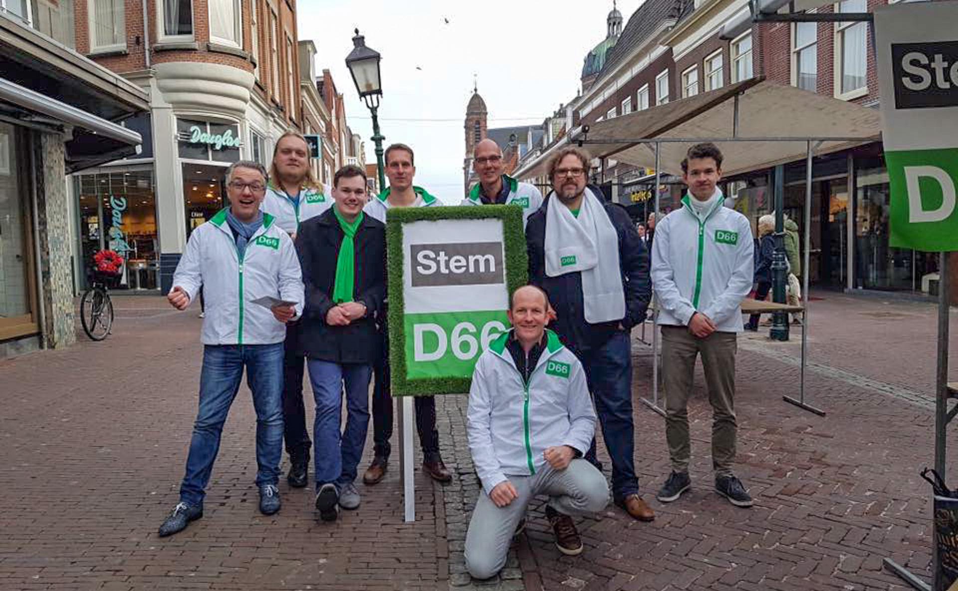 Nieuwe lijsttrekker D66 voor Hoorn, Medemblik en Enkhuizen bekend