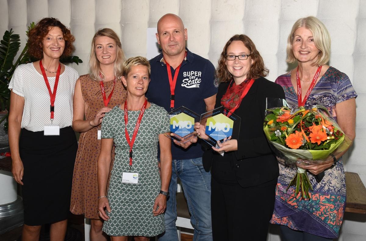 D'Oude Waegh en gemeente Hoorn MVO Proud Partner