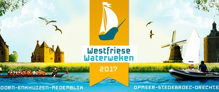 Vier de zomer in Westfriesland met de Westfriese Waterweken