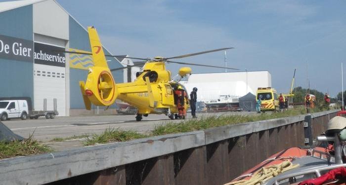 Jongen (9) verliest hand bij ongeluk op zeilschip