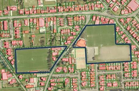 Voorjaar 2018 start woningbouw SEW-sportvelden en gasloos