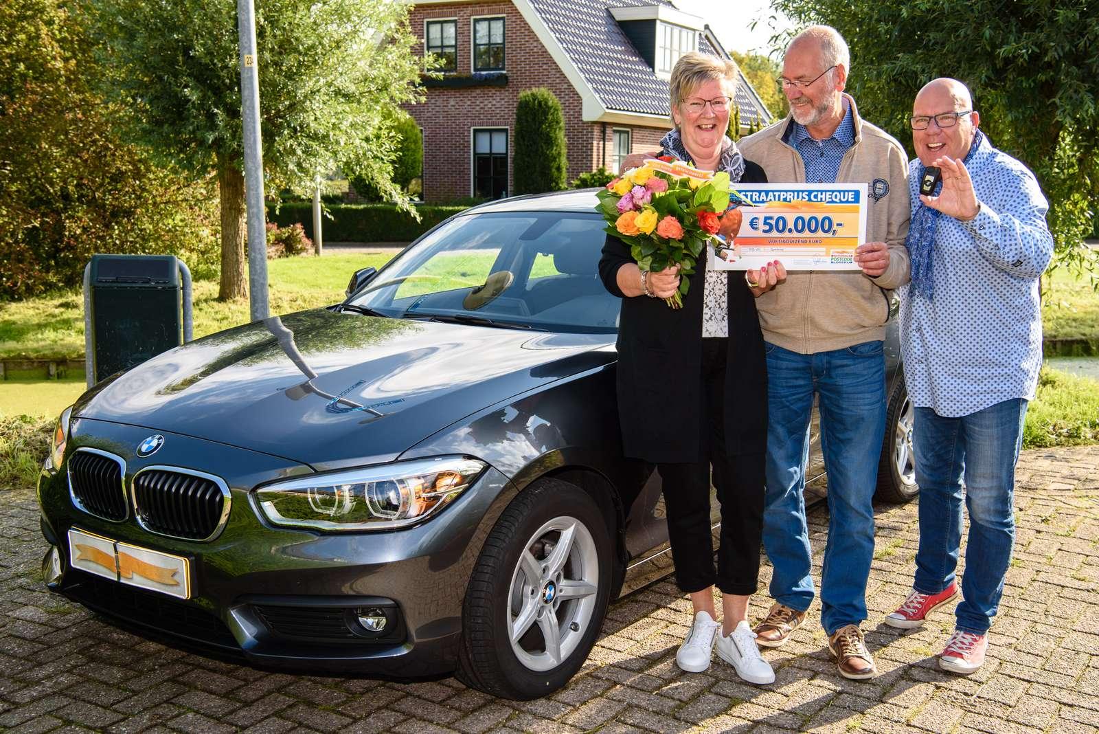Inwoners Spanbroek winnen 162.500 euro met de PostcodeStraatprijs