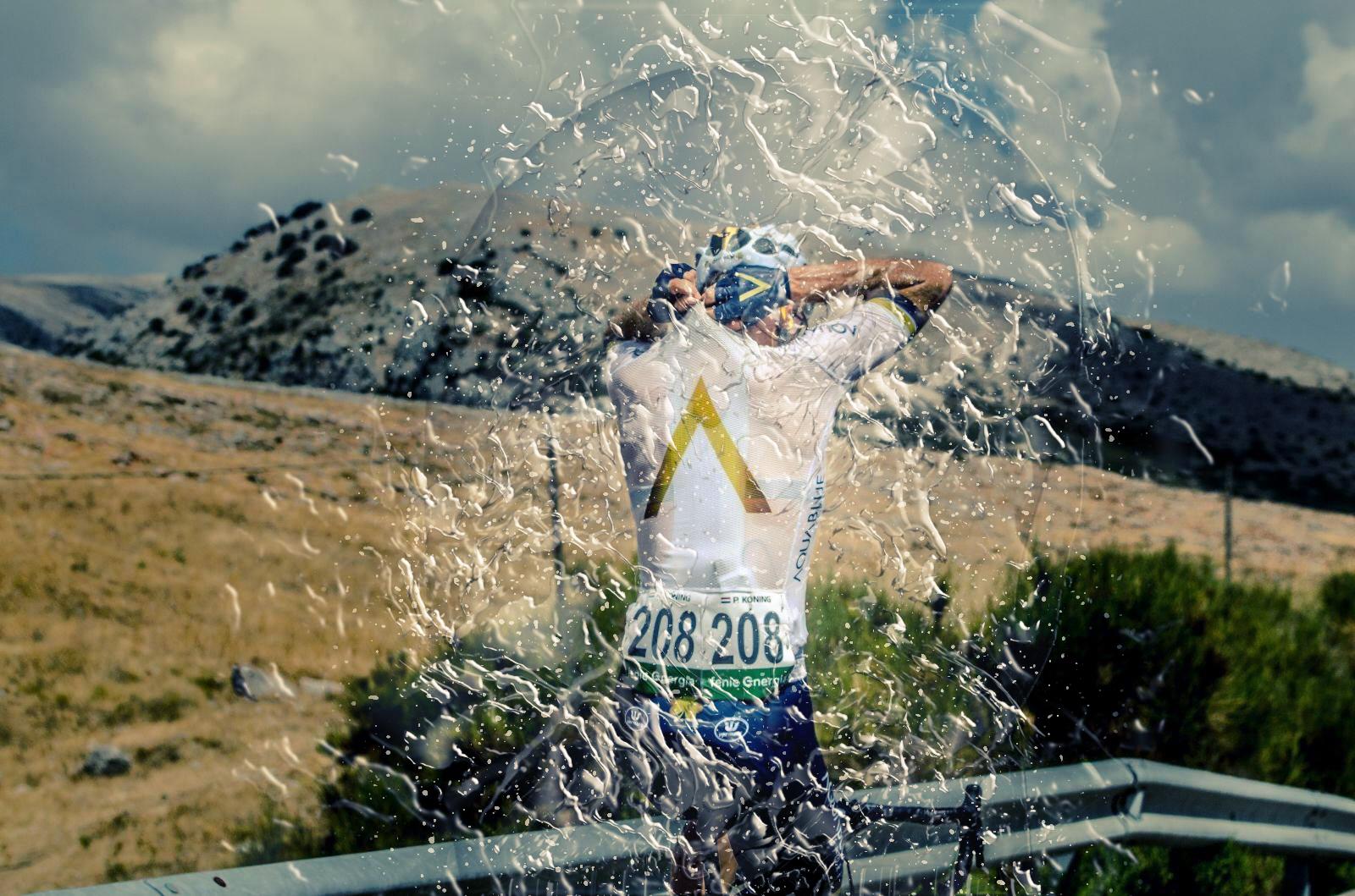 Fietsen met Peter in Ronde van Spanje: Deel 6 Happen om goed te kunnen trappen