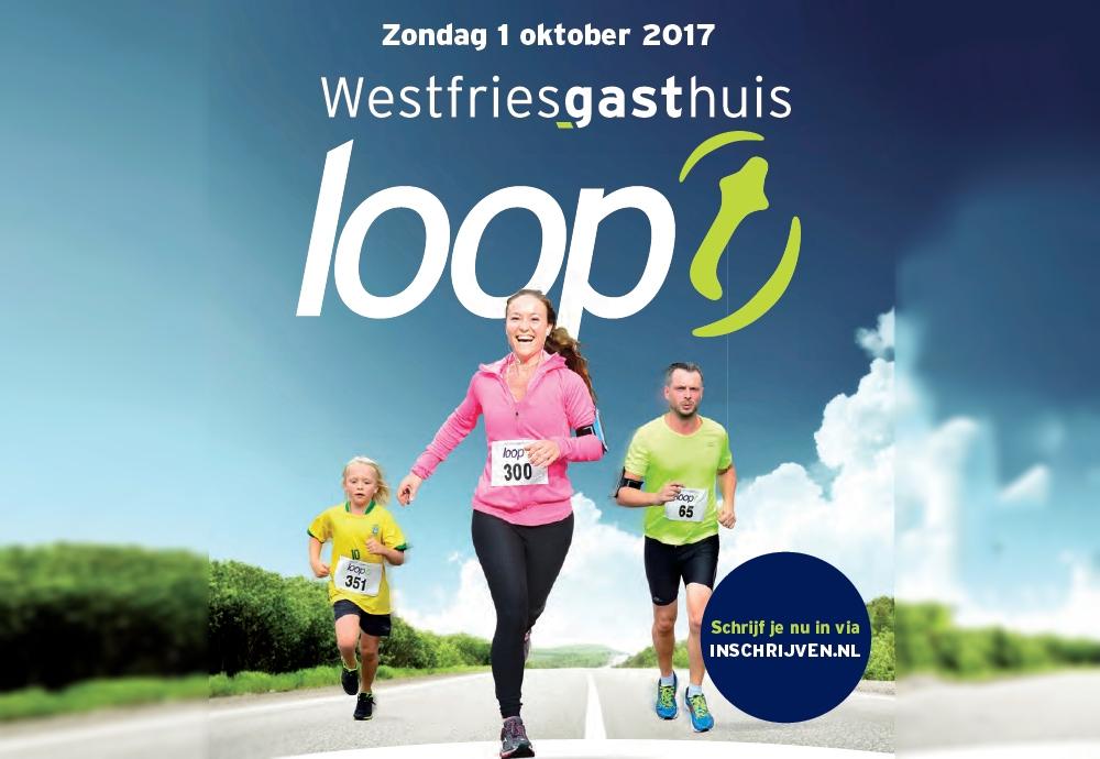 Westfriesgasthuis Loop(t) dit jaar voor Voedselbank