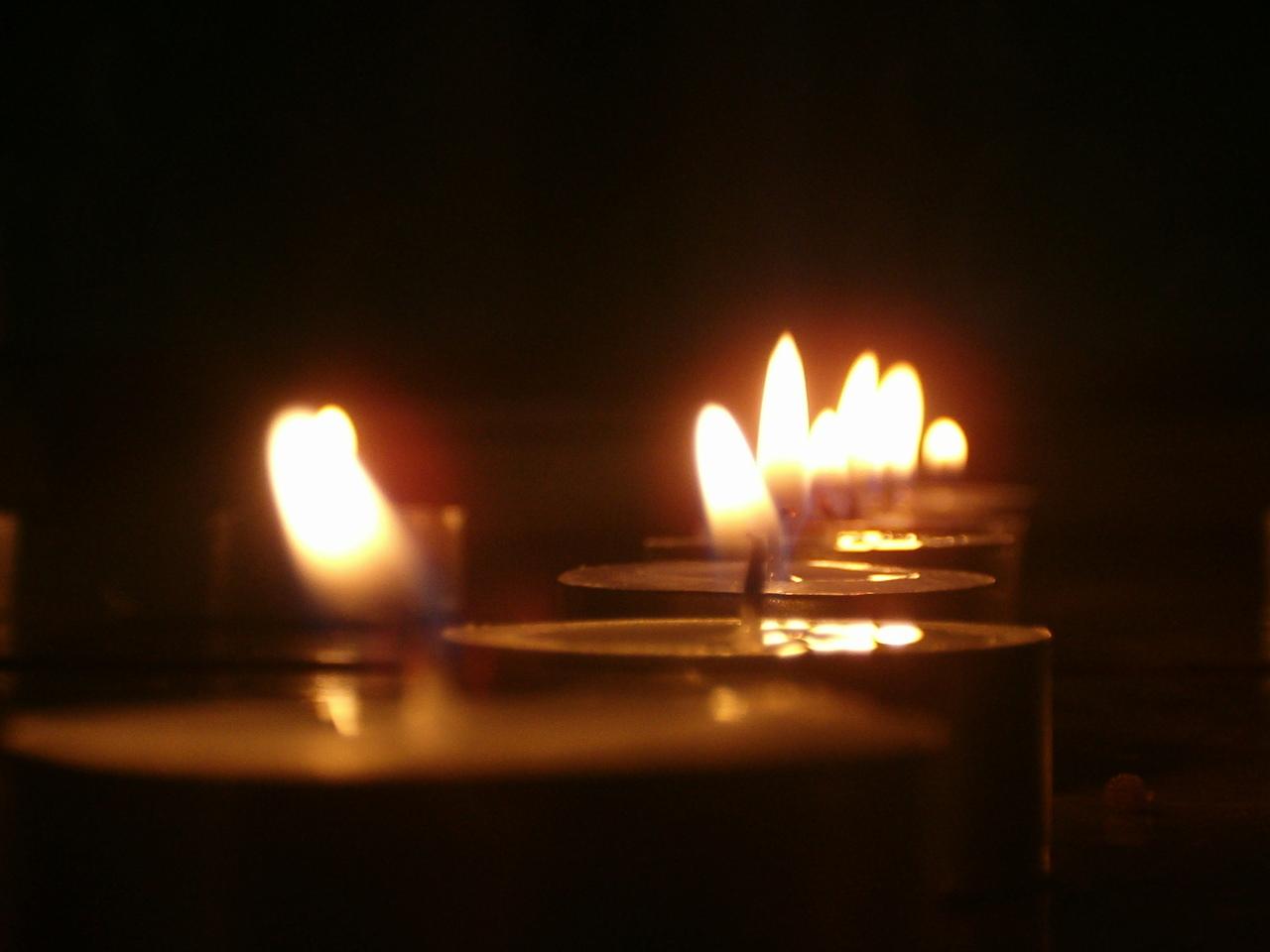 Vierde lichtjesavond in Bangert en Oosterpolder in Zwaag