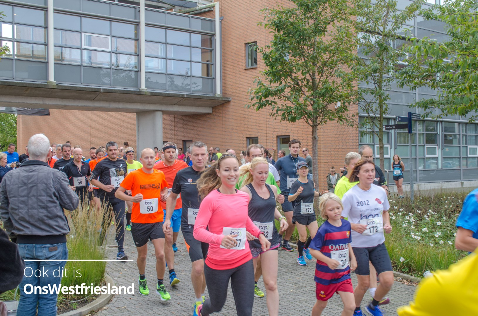 Foto's Westfriesgasthuis Loop(t) 2017
