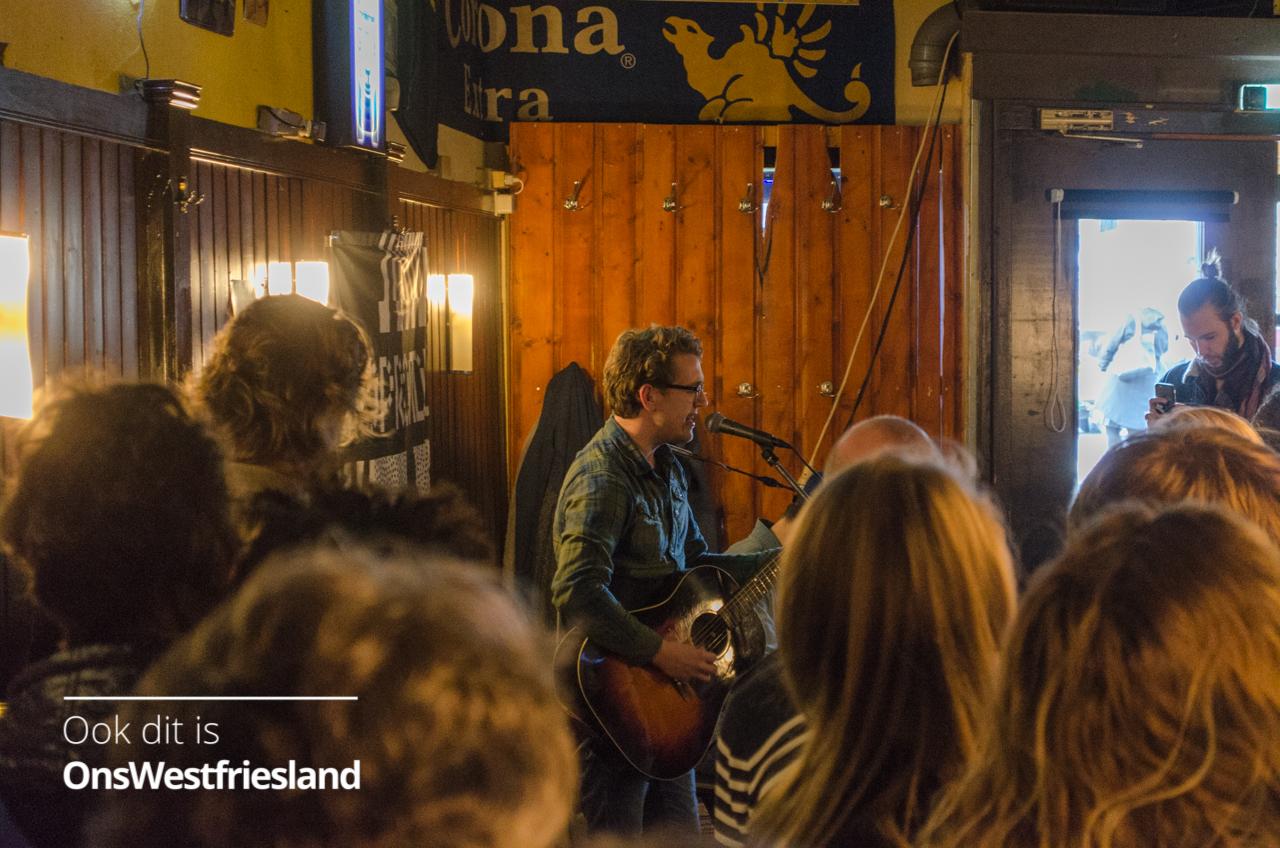 Terugblik Popronde Hoorn 2017; Kroegentocht met muziek