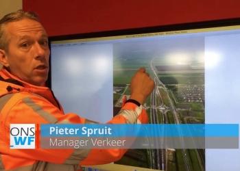 Uitleg werkzaamheden De Strip en aansluiting N23 Westfrisiaweg met A7