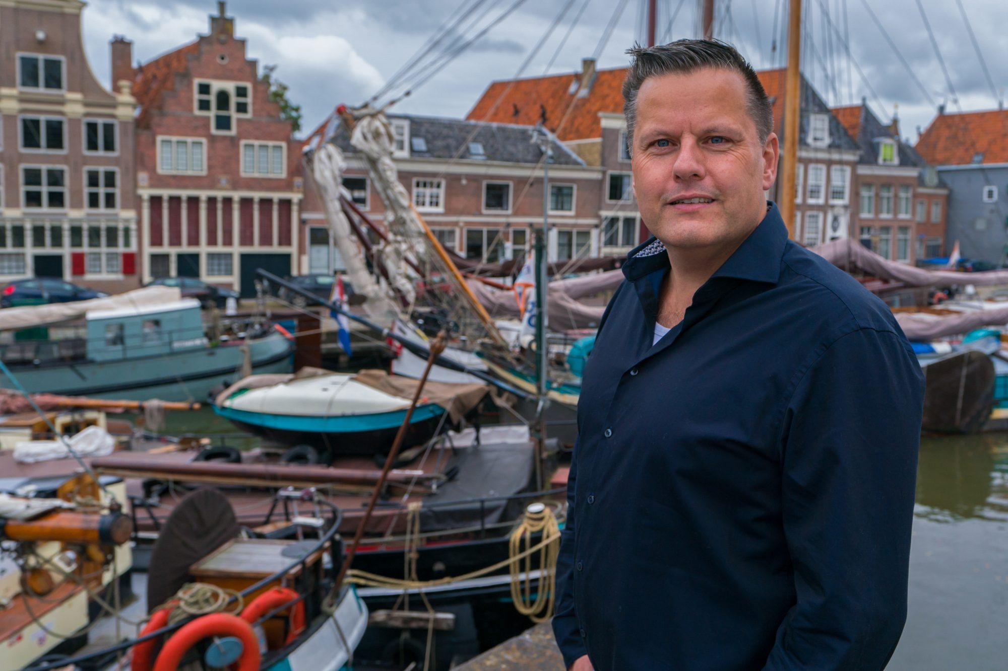René Assendelft gekozen als lijsttrekker van Hoorn Lokaal