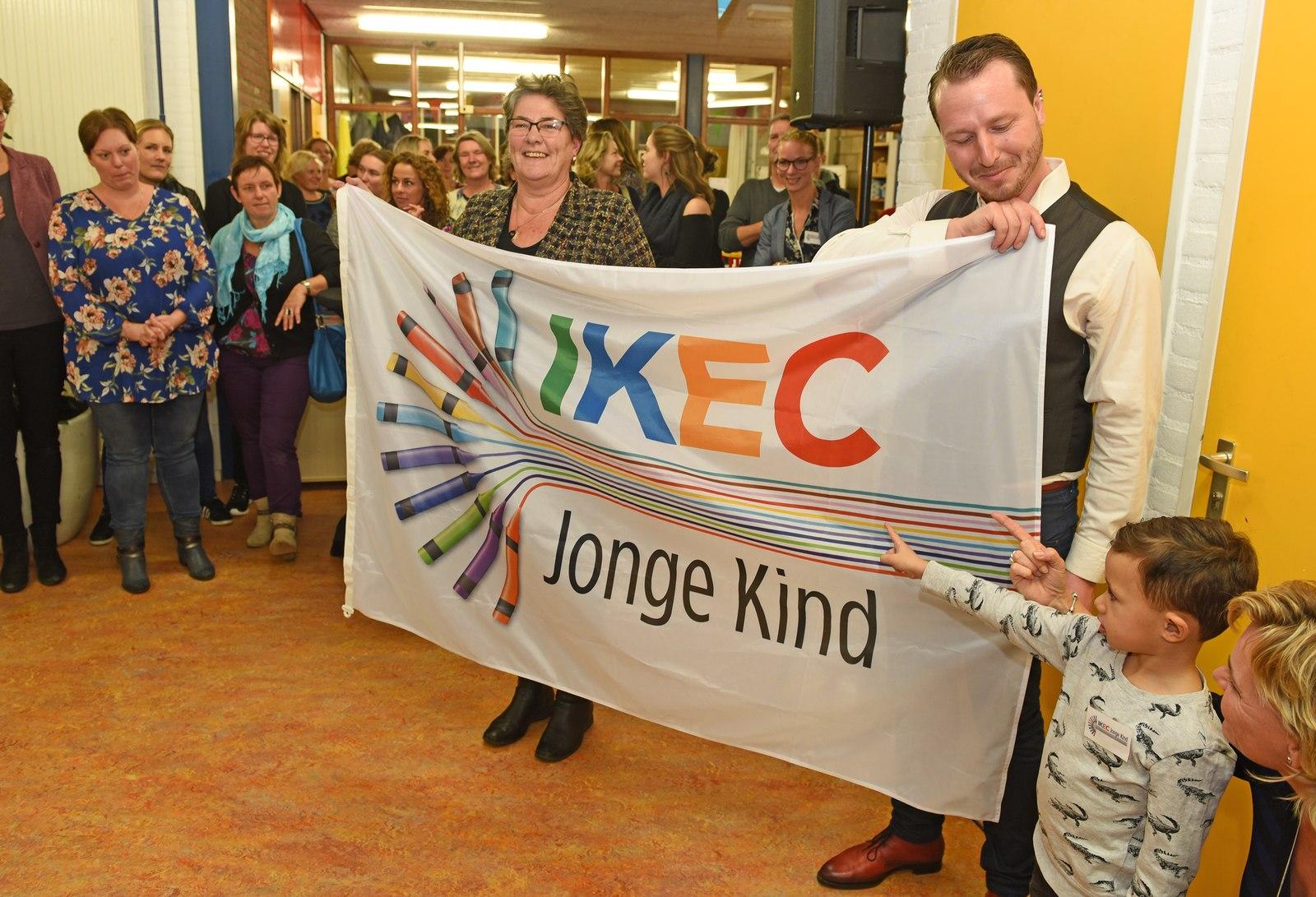 IKEC jonge kind in Hoorn is officieel gestart