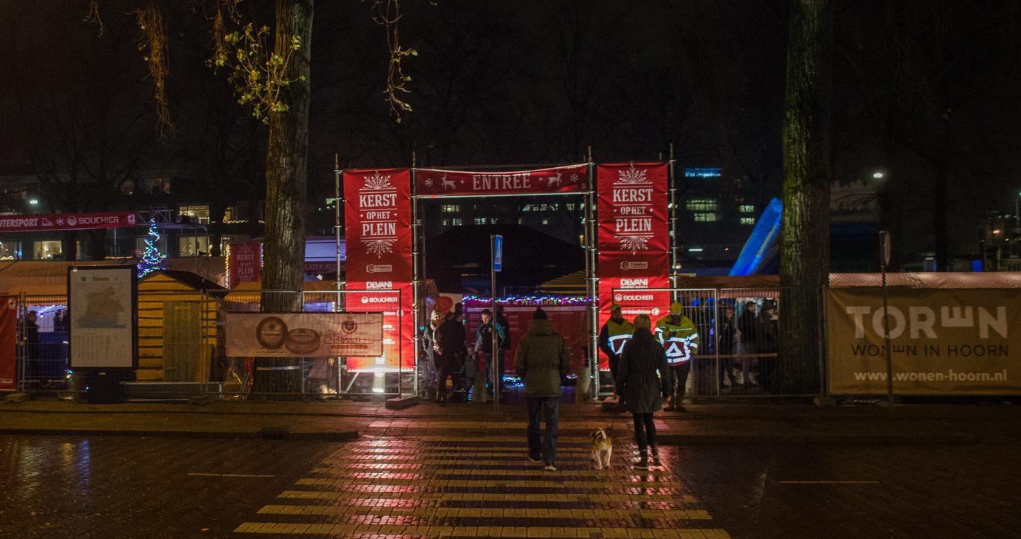 Kerst op het Plein in Hoorn: 'Dit jaar nog groter'