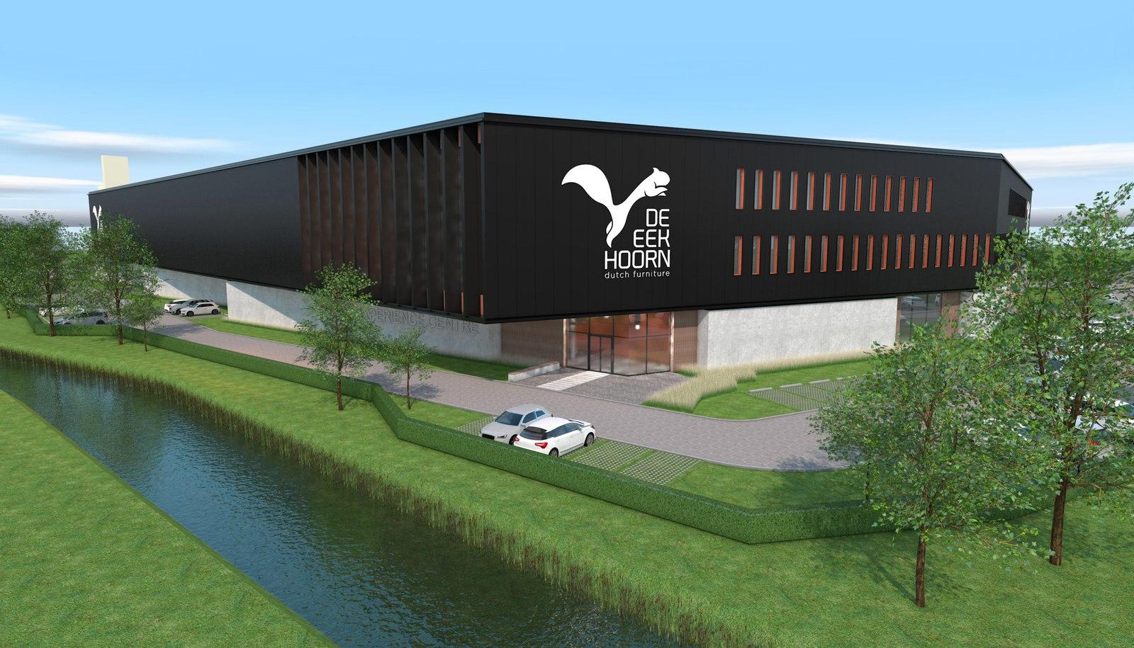 Eekhoorn Dutch Furniture breidt uit op Zevenhuis