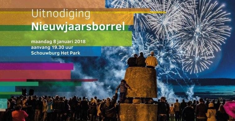 Hoorn toast op nieuwe jaar met Tim Knol en inwoners