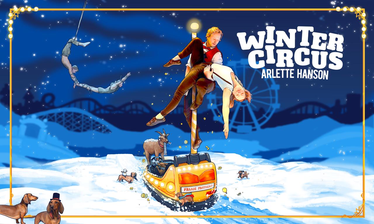 Wintercircus Arlette Hanson Tweede Kerstdag in Hoorn