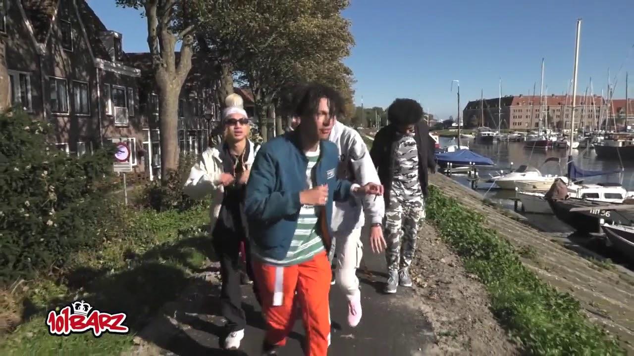 Jacin Trill de vrolijkste rapper van Hoorn en Nederland