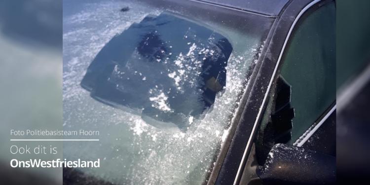 Extra controle in regio op ijsvrij maken autoruiten