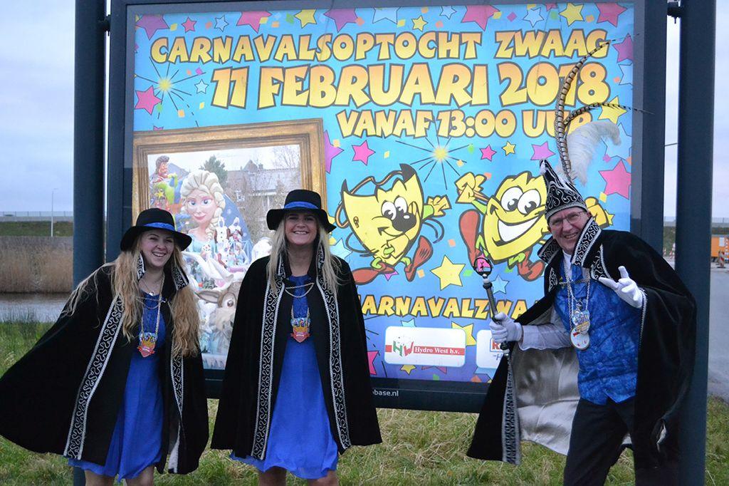 Alles over de Grote Optocht Carnaval Zwaag 2018