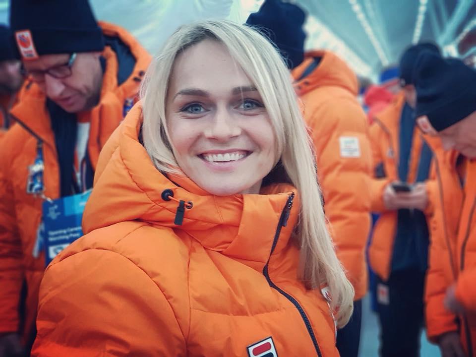 Olympisch brons voor Irene Schouten op de Massa Start
