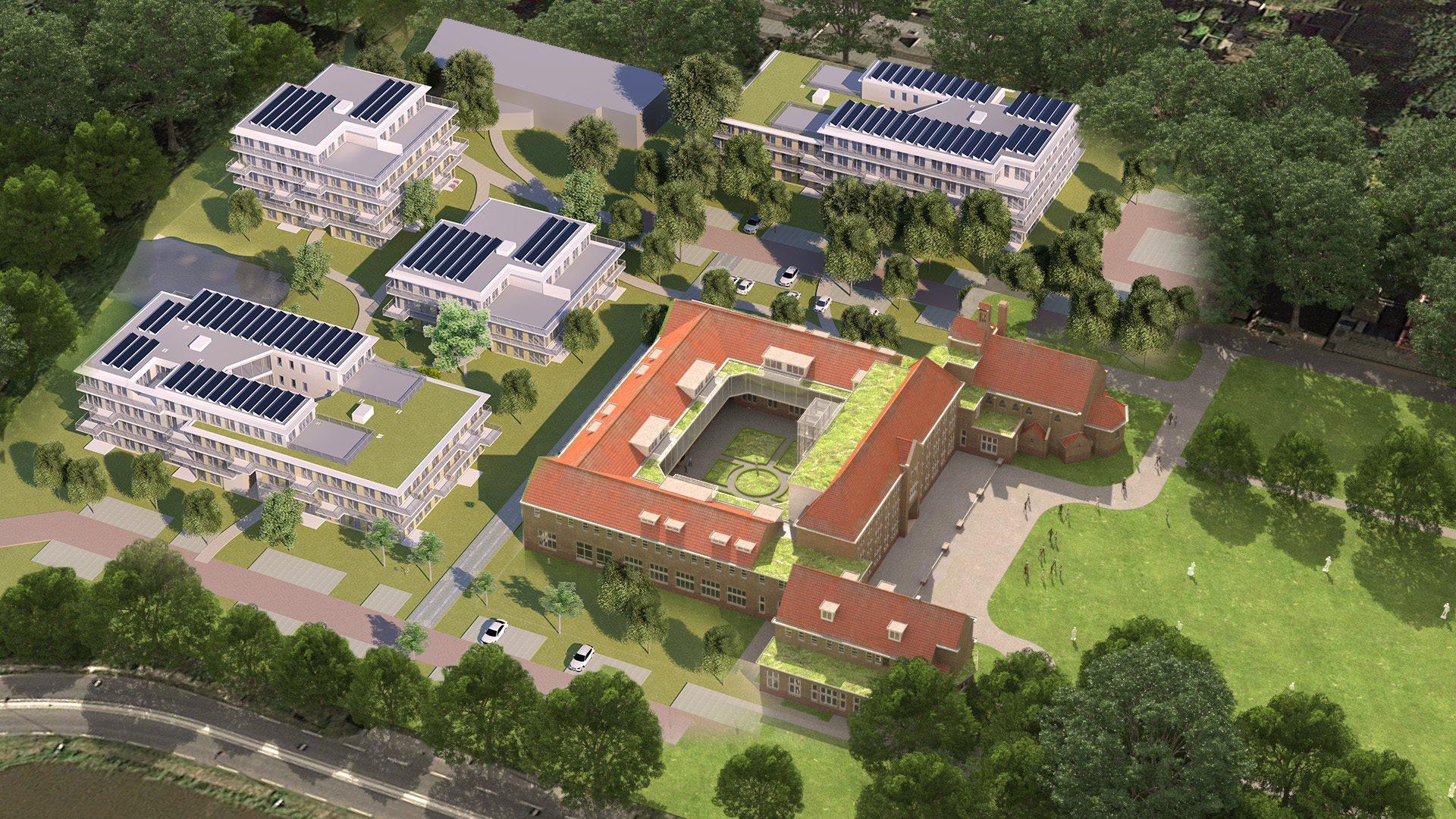 De Nijs Projectontwikkeling kan plan Missiehuis doorvoeren