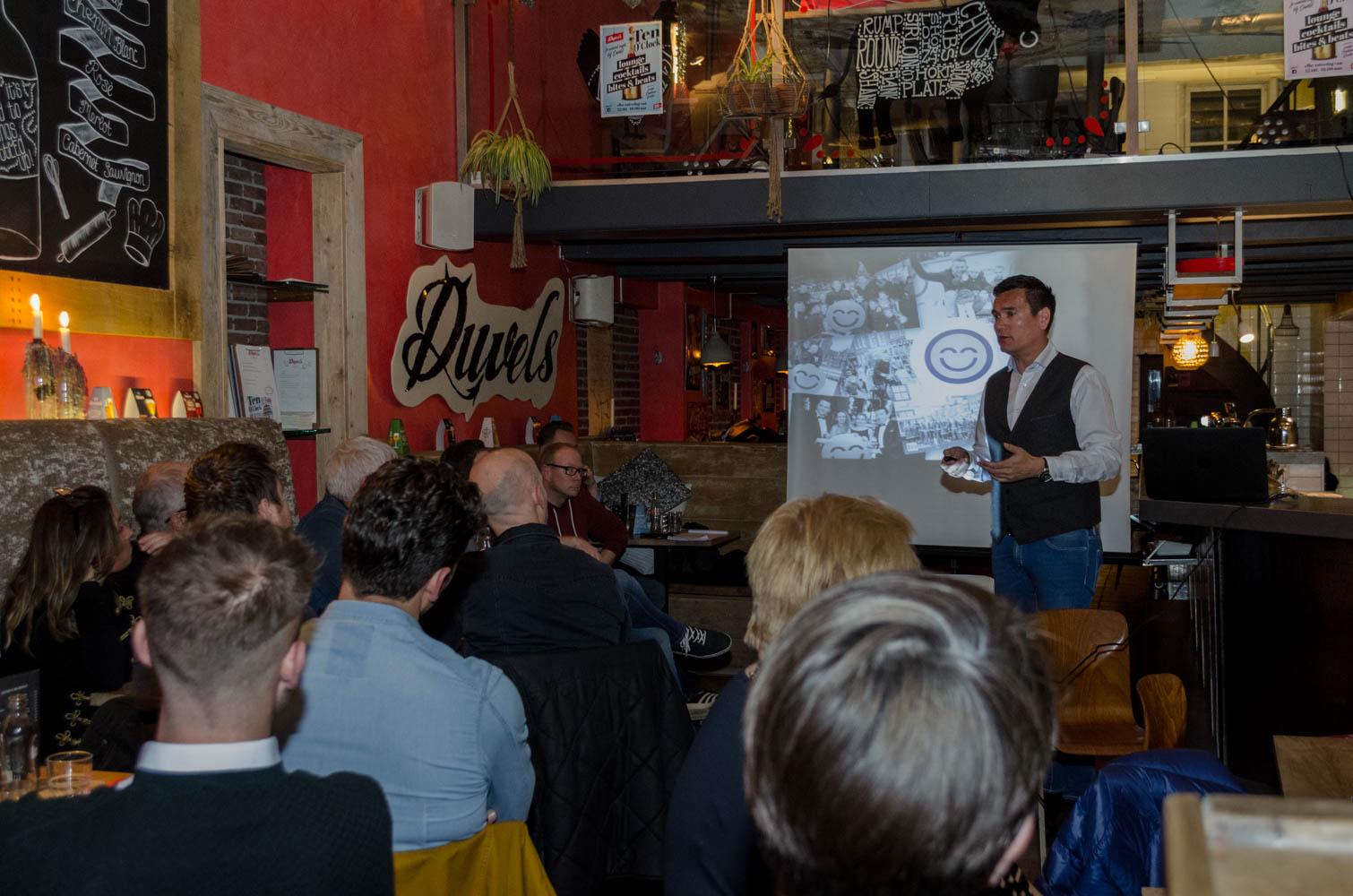 'Samenwerken aan mooie evenementen en de marketing van Hoorn'