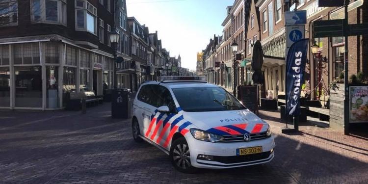 Winkeldief op Grote Noord in Hoorn snel aangehouden