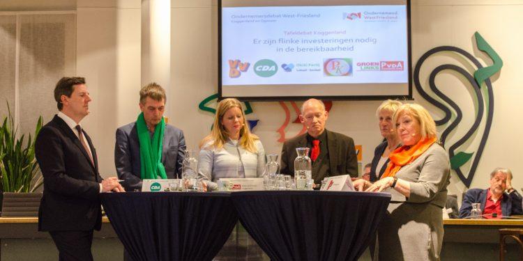 VVD, CDA en Welzijn Koggenland in coalitie Koggenland