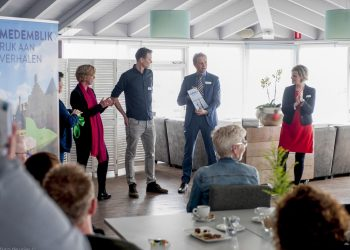 Toeristisch platform Medemblik: 'Samen varen onder één vlag'