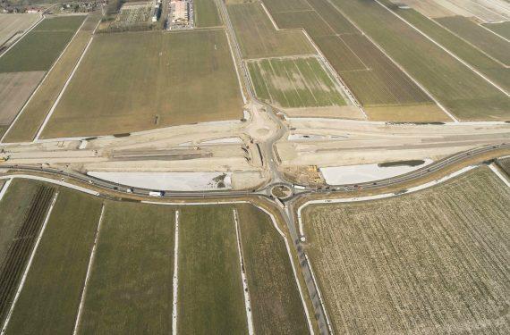 Afsluiting Noorderboekert-Noord in Zwaagdijk