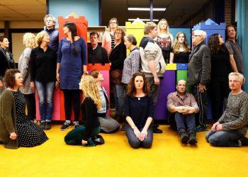 Theatervoorstelling 'Zuiver Aartswoud'