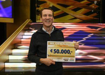 Inwoner uit Grootebroek wint 50.000 euro