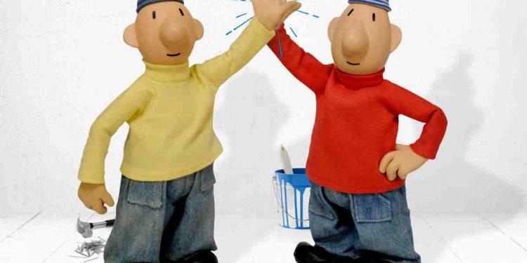 Makers populaire TV-serie Buurman en Buurman te gast in museum