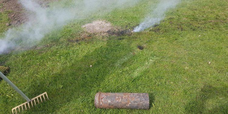 Gevonden explosief op Vooroever tot ontploffing gebracht