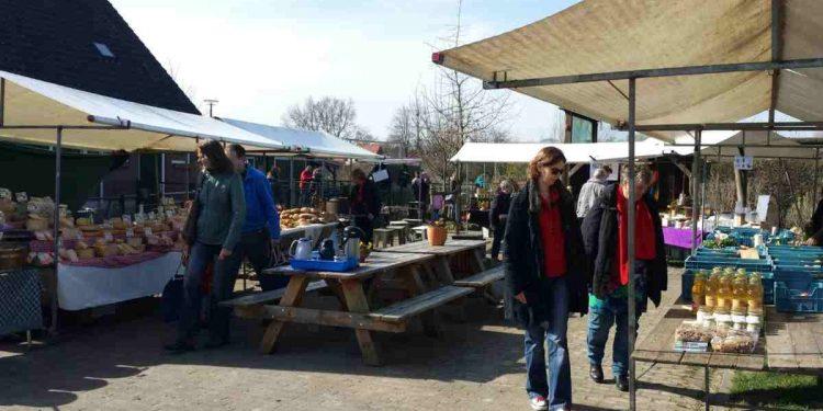 MAKS' Biomarkt op zondag 29 april