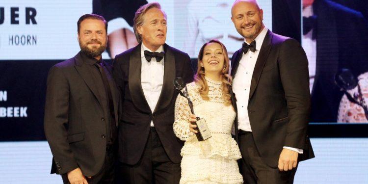 Romy Meijer wint coiffure Young Talent Award
