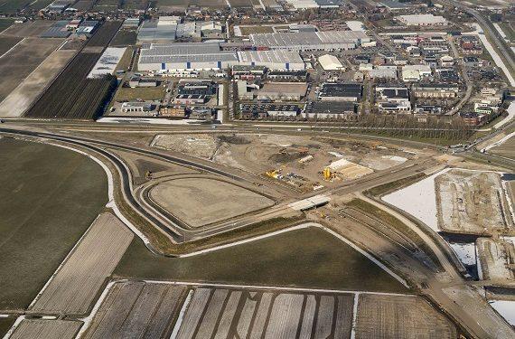 Weekendafsluiting deel N302 en N240 Zwaagdijk