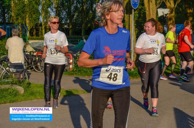 Foto's Wijkenloop 2018: Binnenstad – Hollandia [Peter]