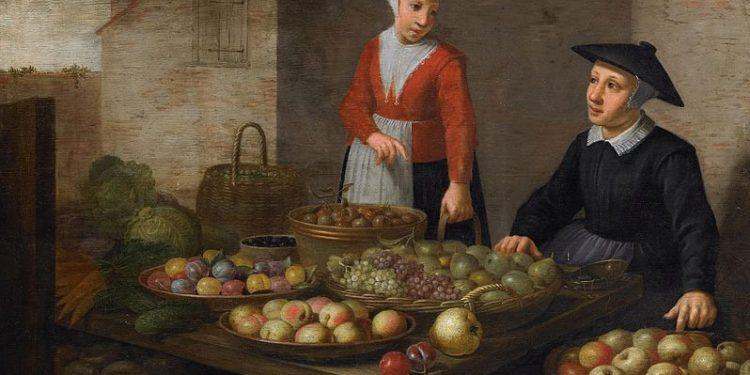 Kinderwandeling van Oud Hoorn over 'Spijzen en Dranken'