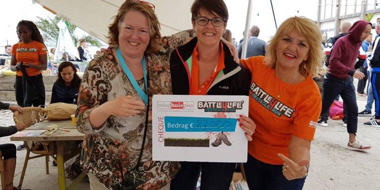 3e editie Battle4Life levert 27.000 euro op voor Inloophuis Pisa