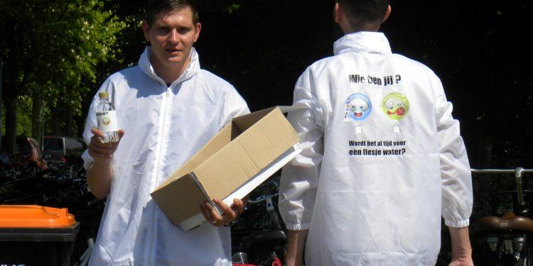 Campagne In control of alcohol op kermissen Drechterland