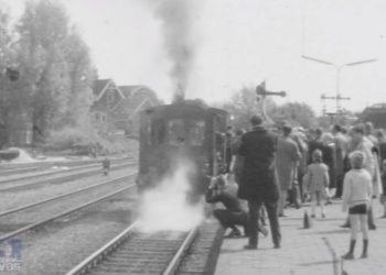 50 jaar stoomritten tussen Hoorn-Medemblik [video]