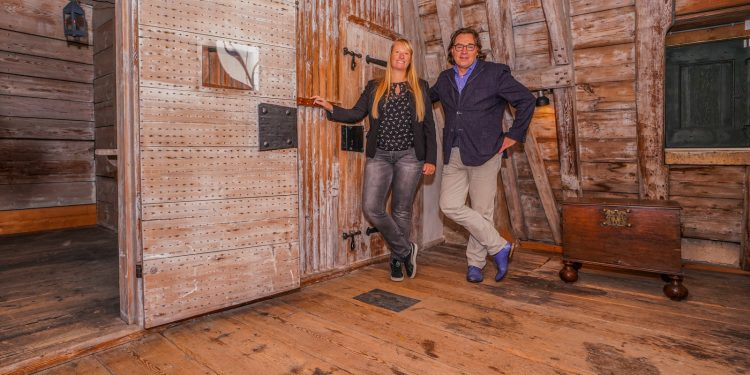 Westfries Museum opent gevangeniscellen