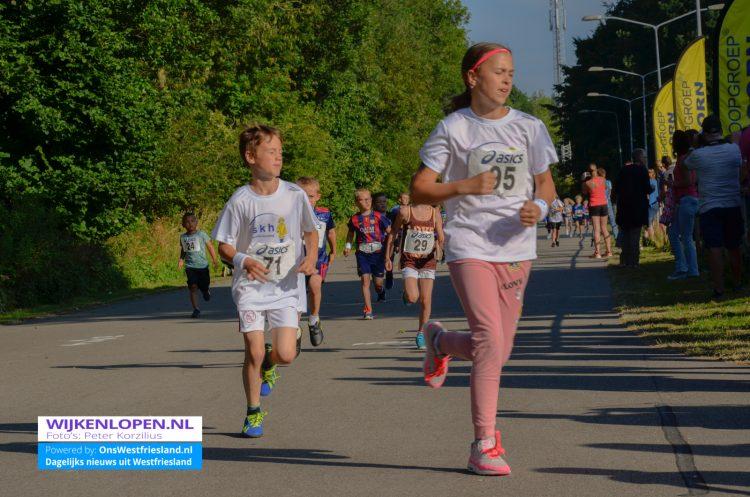 Foto's Wijkenloop 2018: HRTC [Kidsloop]