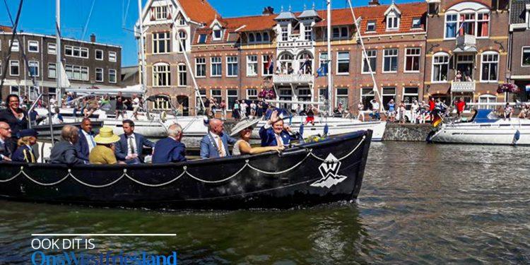 Koninklijk bezoek in Hoorn, Drechterland, Grootebroek, Medemblik en Enkhuizen [liveblog]