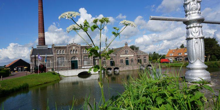 33 jaar stoommachinemuseum aan Oosterdijk 4