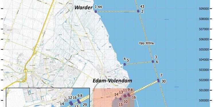 2 juli start maaien waterplanten Markermeer